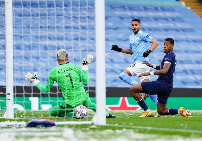 Dìm Neymar vào hố sâu tuyệt vọng, Man City thẳng tiến đến chung kết Champions League - Ảnh 1.