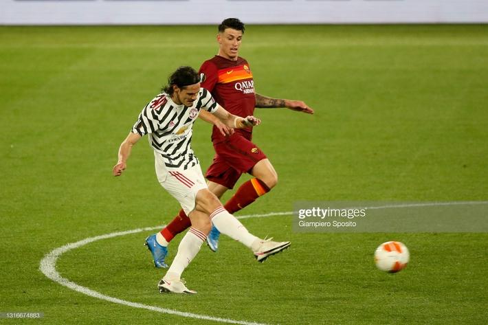 Cavani lập cú đúp đưa Man United vào chung kết; Arsenal bị loại đầy tức tưởi trên sân nhà - Ảnh 1.