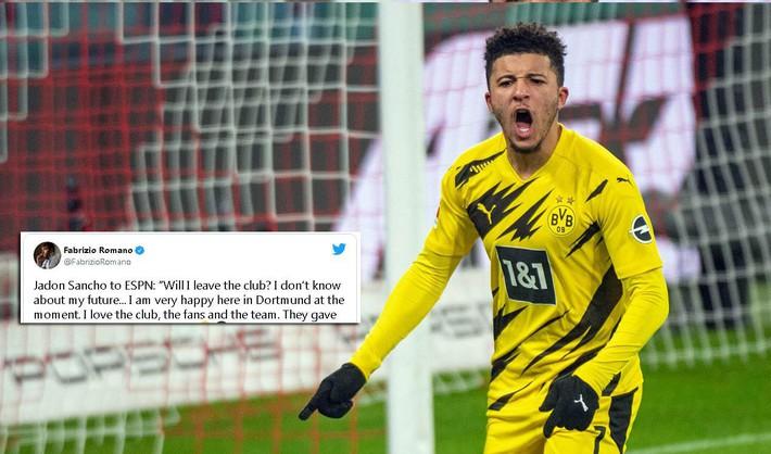 Trước tuần lễ hành xác, M.U nhận tin vui từ sao trẻ Dortmund - Ảnh 1.