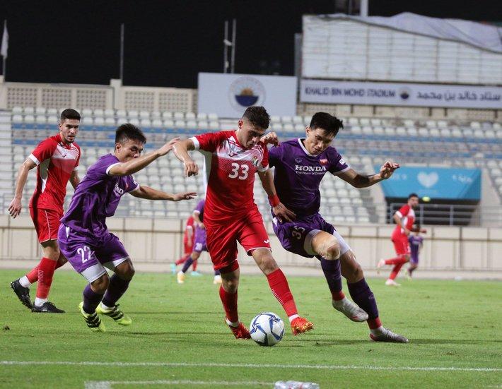 Nhìn tuyển Việt Nam hòa Jordan, CĐV Indonesia vừa khen vừa nói lời chạnh lòng về đội nhà - Ảnh 1.