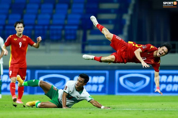 Báo Indonesia sốc khi thấy tài khoản MXH của cầu thủ đội nhà bị fan Việt tấn công - Ảnh 3.