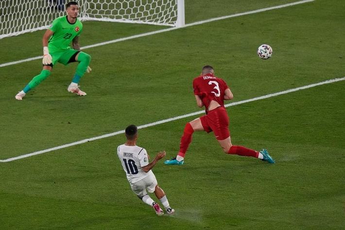 Thổ Nhĩ Kỳ 0-3 Italia: Lời tuyên bố dõng dạc - Ảnh 1.