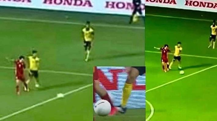 Trọng tài FIFA: Việt Nam được hưởng 11m là chính xác - Ảnh 2.