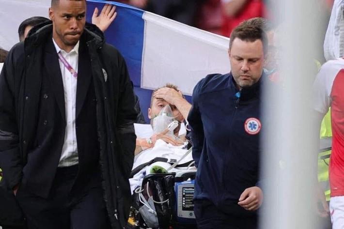 Eriksen đã qua cơn nguy kịch, người đại diện tiết lộ tình trạng của tiền vệ Đan Mạch - Ảnh 2.