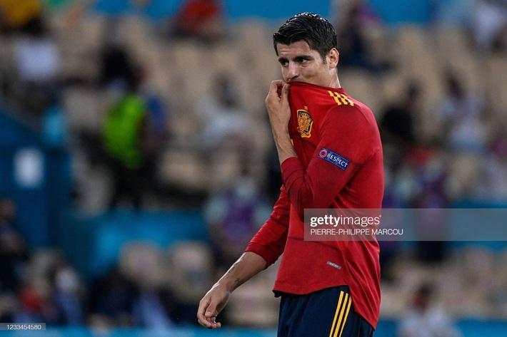 Euro 2020: Chân gỗ Morata báo hại Tây Ban Nha trong trận đấu kỳ lạ - Ảnh 3.