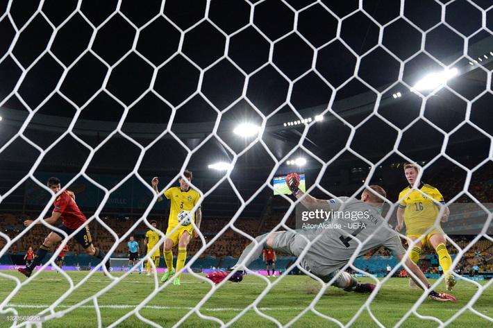 Euro 2020: Chân gỗ Morata báo hại Tây Ban Nha trong trận đấu kỳ lạ - Ảnh 4.