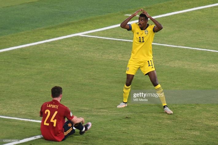 Euro 2020: Chân gỗ Morata báo hại Tây Ban Nha trong trận đấu kỳ lạ - Ảnh 5.