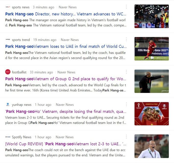 Báo Hàn Quốc: Sự thiếu vắng HLV Park Hang-seo quá chí mạng - Ảnh 3.