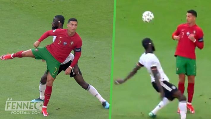 Danh thủ Đức gọi pha tâng bóng của Ronaldo là ngu ngốc và coi thường đối thủ - Ảnh 1.