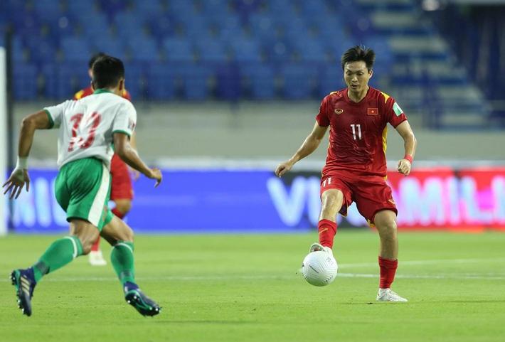 Tuấn Anh báo tin vui cho HAGL trước ngày hết cách li cùng đội tuyển Việt Nam - Ảnh 1.