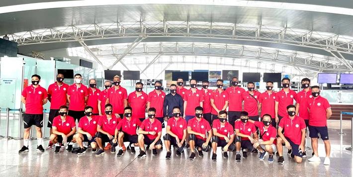 """Hạ """"đại gia"""" Trung Quốc, đội bóng Philippines trở thành đối thủ của nhà ĐKVĐ V.League - Ảnh 2."""