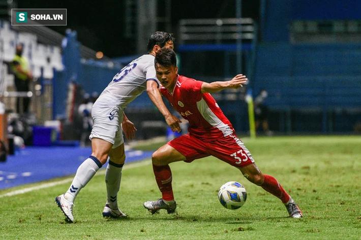 Báo Trung Quốc sửng sốt khi đại diện Việt Nam khiến nhà vô địch châu Á phải toát mồ hôi hột - Ảnh 1.