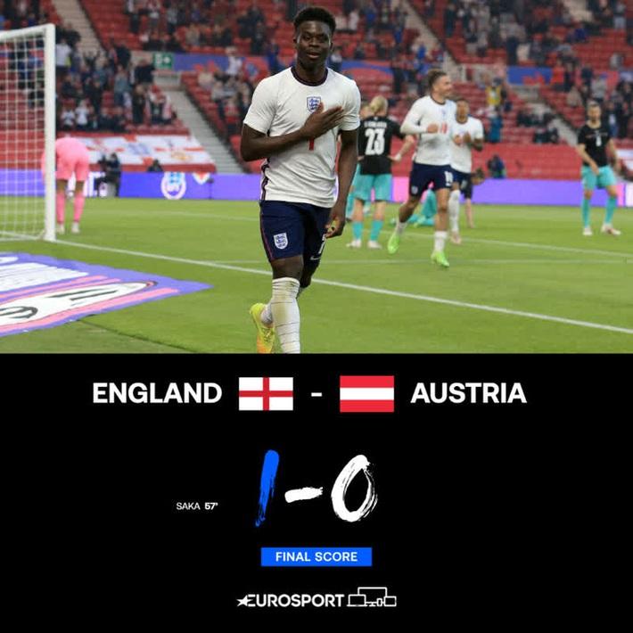 Tuyển Anh nhận tin dữ ngay trận giao hữu đầu tiên trước thềm Euro 2020 - Ảnh 1.
