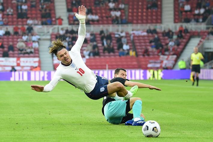 Tuyển Anh nhận tin dữ ngay trận giao hữu đầu tiên trước thềm Euro 2020 - Ảnh 4.