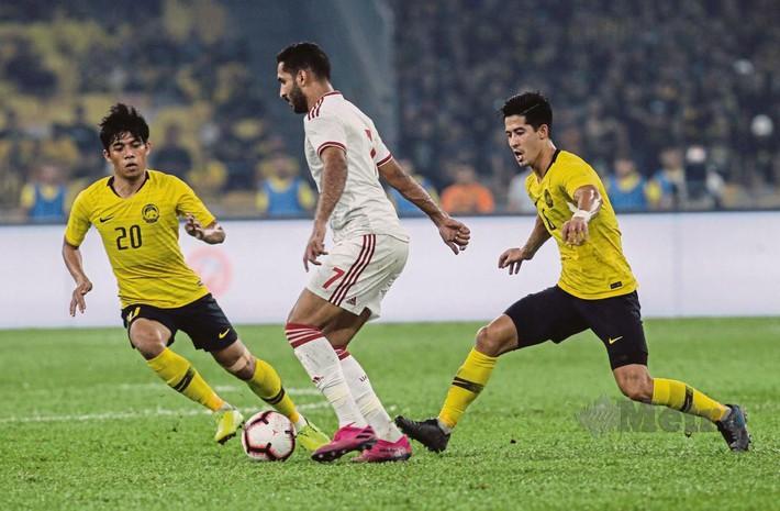 Đừng nhìn Malaysia thua UAE 0-4 mà vội xem thường, họ không thua kém ĐT Việt Nam nhiều - Ảnh 2.