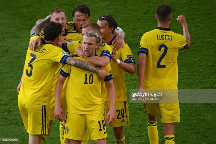 Kết quả Thụy Điển vs Ukraine: Đội bóng may mắn nhất Euro tạo thêm cơn địa chấn lớn - Ảnh 2.