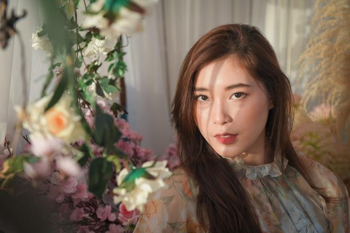 Hoa khôi bóng chuyền Đặng Thu Huyền sau giải nghệ: Làm người mẫu ảnh, chơi game show và sẽ thượng đài đấu võ - Ảnh 14.