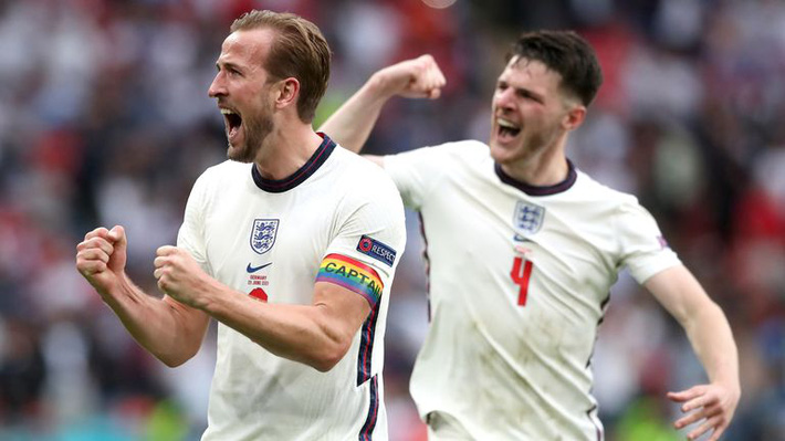 Chấm điểm Anh vs Đức: Sterling sắm vai người hùng, nhà vô địch World Cup biến thành gã hề - Ảnh 4.