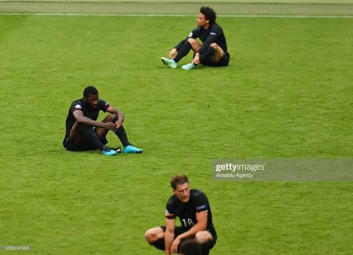 Thất bại của tuyển Đức thiết lập nên kỷ lục mới cho Euro 2020 - Ảnh 1.