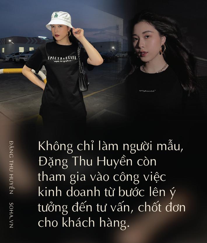 Hoa khôi bóng chuyền Đặng Thu Huyền sau giải nghệ: Làm người mẫu ảnh, chơi game show và sẽ thượng đài đấu võ - Ảnh 4.