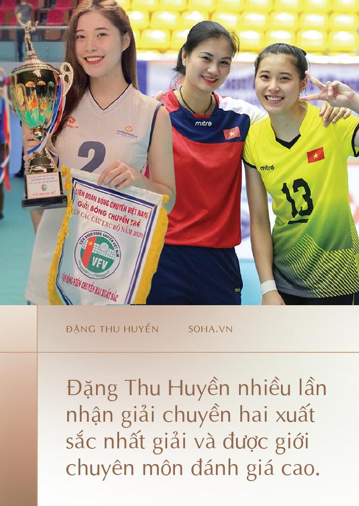 Hoa khôi bóng chuyền Đặng Thu Huyền sau giải nghệ: Làm người mẫu ảnh, chơi game show và sẽ thượng đài đấu võ - Ảnh 9.