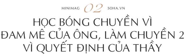 Hoa khôi bóng chuyền Đặng Thu Huyền sau giải nghệ: Làm người mẫu ảnh, chơi game show và sẽ thượng đài đấu võ - Ảnh 6.