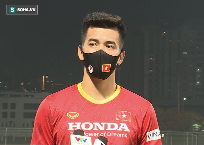 Tiến Linh: Đội tuyển Việt Nam đã sẵn sàng mọi phương án đối đầu với Indonesia - Ảnh 1.