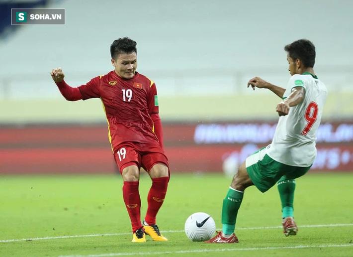 Indonesia chỉ được cái khỏe thôi, chứ trình độ vẫn còn cách xa tuyển Việt Nam lắm - Ảnh 3.