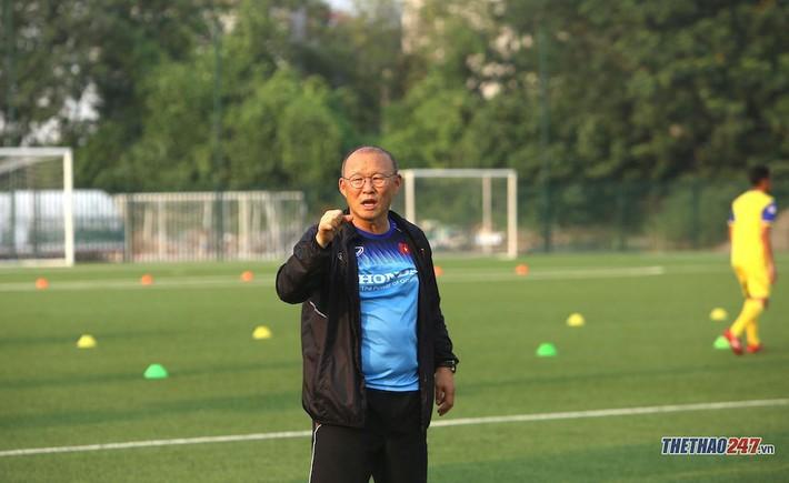 Ấn định thời gian HLV Park Hang Seo trở lại Việt Nam - Ảnh 1.