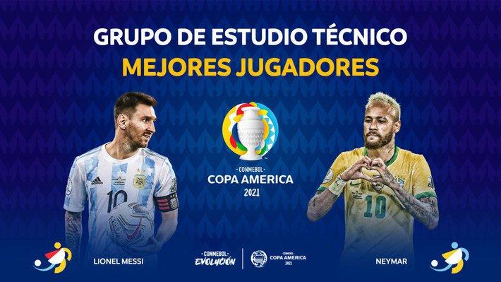Bật khóc trong ngày đăng quang, Messi chiếm trọn mọi giải thưởng danh giá tại Copa America - Ảnh 10.