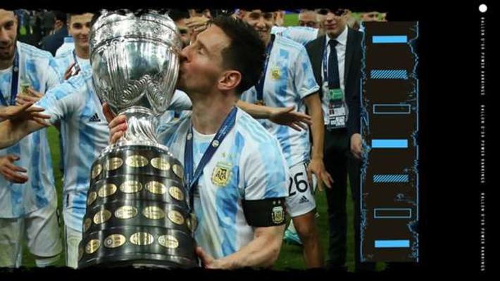 Top 10 ứng viên Quả bóng Vàng 2021: Messi bỏ xa nhà vô địch EURO 2021 - Ảnh 11.