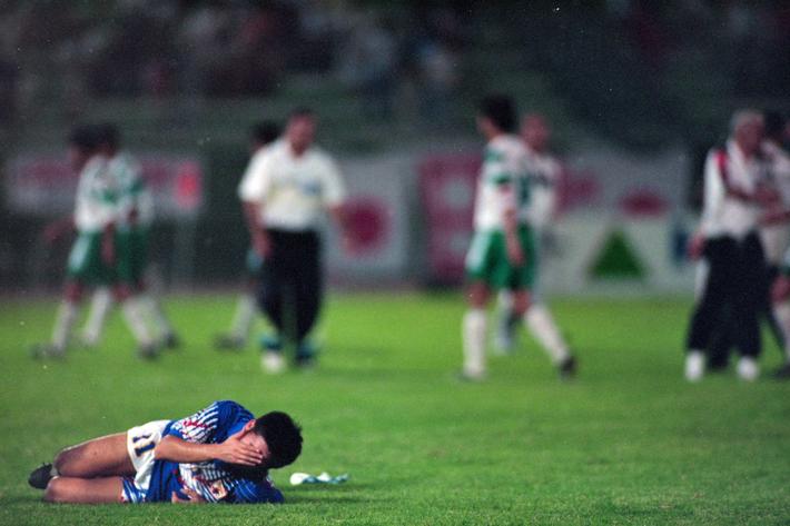 Vòng loại World Cup: Bi kịch ở Doha & bàn thua cay đắng bậc nhất lịch sử bóng đá Nhật Bản - Ảnh 1.