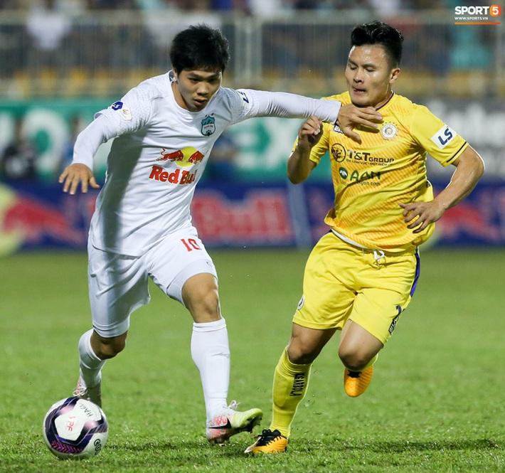 V.League 2021 muốn trở lại, tuyển Việt Nam phải hy sinh - Ảnh 1.
