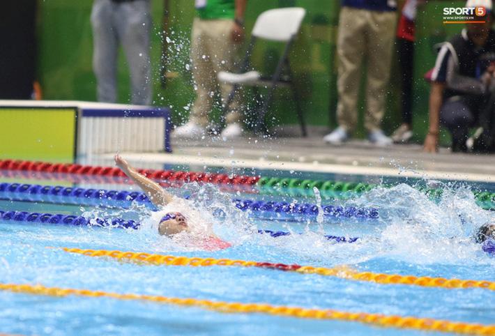 Ánh Viên giành vé dự Olympic Tokyo nhờ sự xuất sắc của đàn em - Ảnh 1.