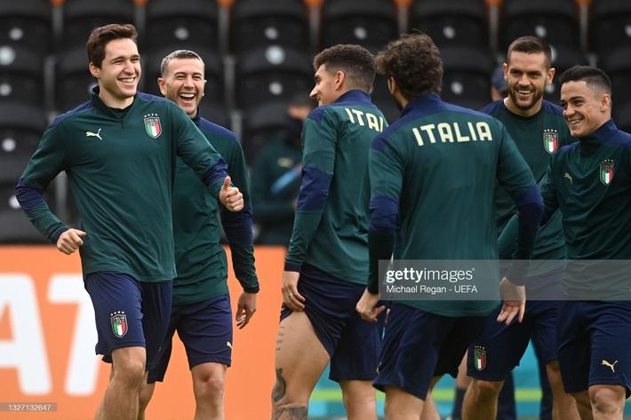 Lịch thi đấu Italia vs Tây Ban Nha, vòng bán kết Euro 2020 ngày 6/7 - Ảnh 1.
