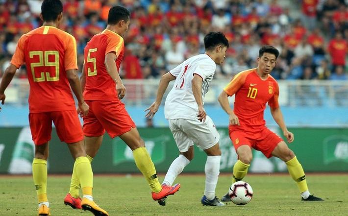 Tuyển Trung Quốc hơn tuyển Việt Nam nhiều mặt, nhưng cũng một chín một mười thôi! - Ảnh 3.