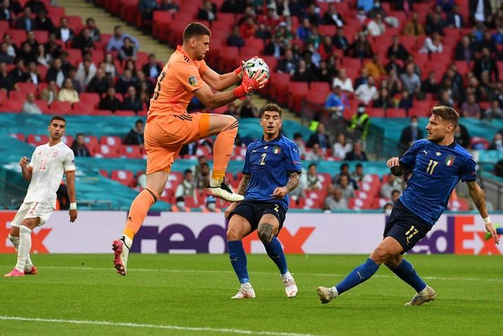 Bình luận: Cuộc đấu chiến thuật đỉnh cao giữa Italy và Tây Ban Nha - Ảnh 4.