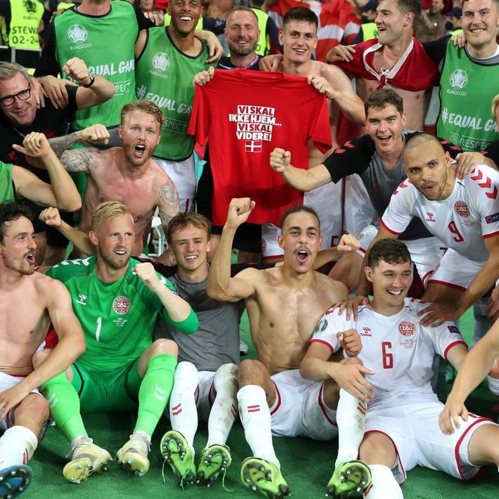 Cảm ơn Đan Mạch vì câu chuyện cổ tích thật đẹp của đội bóng thú vị nhất Euro 2020 - Ảnh 7.