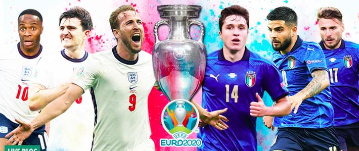 Xác định trọng tài chính điều khiển chung kết Euro 2020 - Ảnh 1.