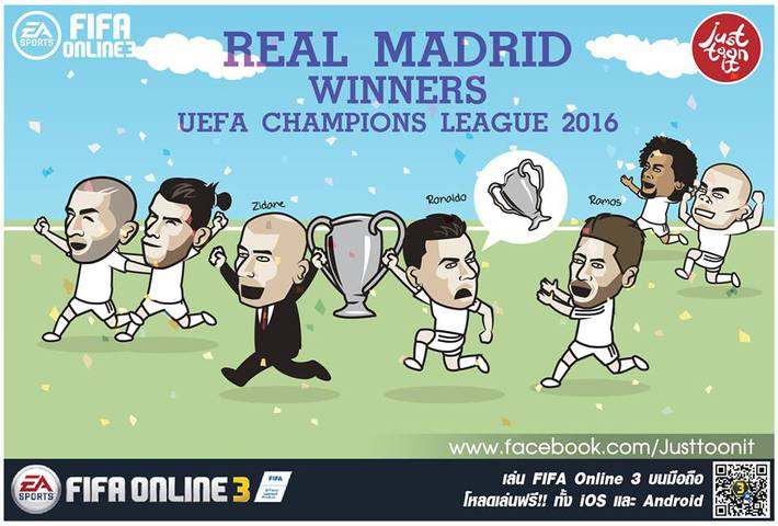 Ảnh chế: Ronaldo giữ chặt, không dám cho Ramos chạm vào cúp - Ảnh 4.