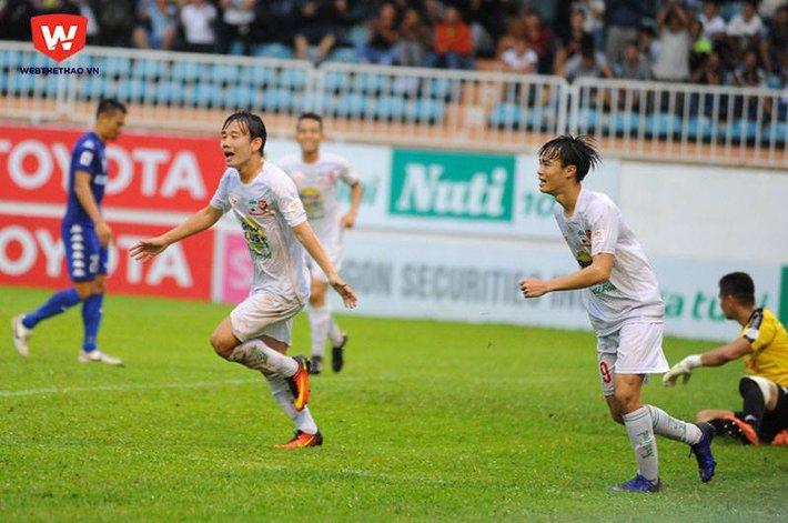 HLV B.Bình Dương khen HA.GL sẽ vô địch V.League trong tương lai - Ảnh 1.