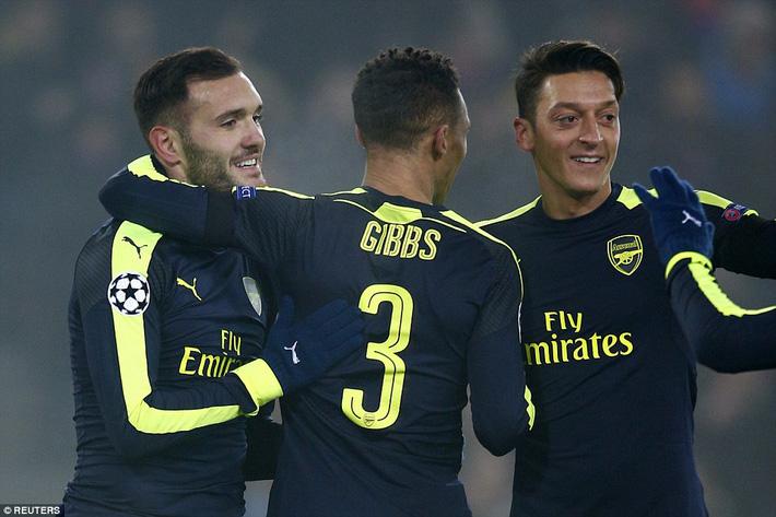 Thắng hủy diệt, Arsenal bất ngờ đối mặt viễn cảnh hãi hùng - Ảnh 5.