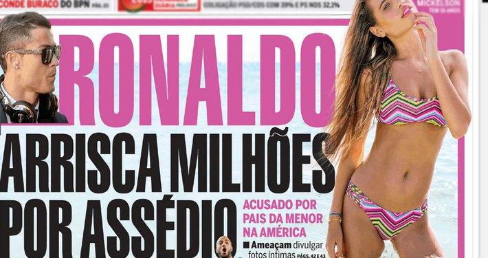 Ronaldo và bí mật sợ đàn ông cả tuần cùng Nani - Ảnh 4.