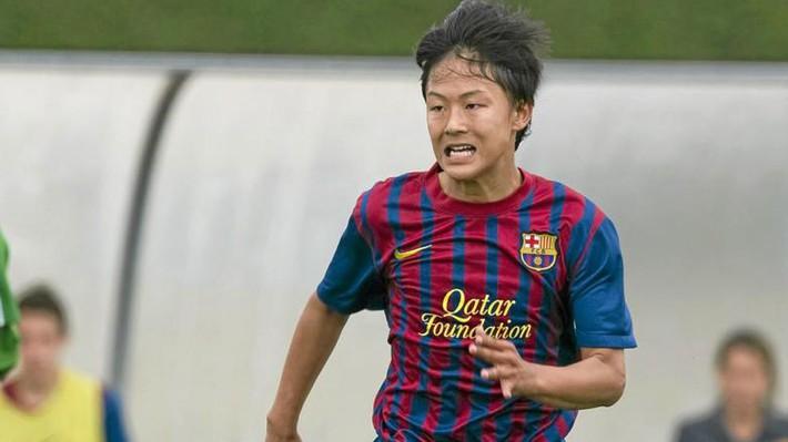 Mua Dembele với giá trăm triệu, Barcelona bán Messi Hàn Quốc rẻ đến không ngờ - Ảnh 1.