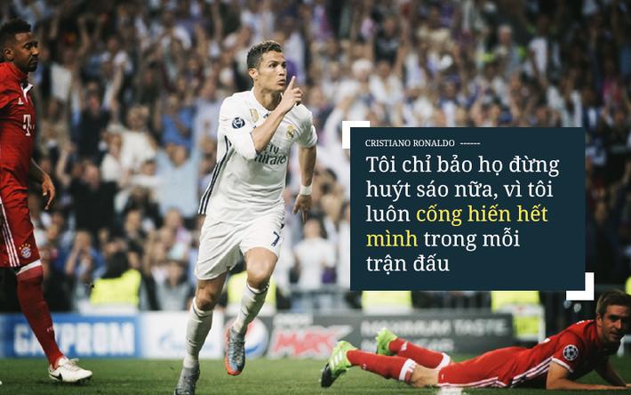 Cristiano Ronaldo: Vươn tới sự vĩ đại nhờ tiếng huýt sáo của... người nhà - Ảnh 1.