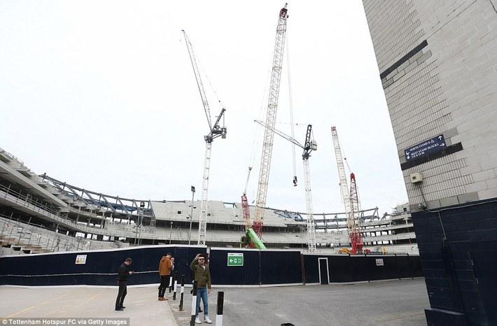 Trút niềm căm hận trăm năm, Tottenham ép Arsenal cúi gục đầu trên White Hart Lane - Ảnh 4.