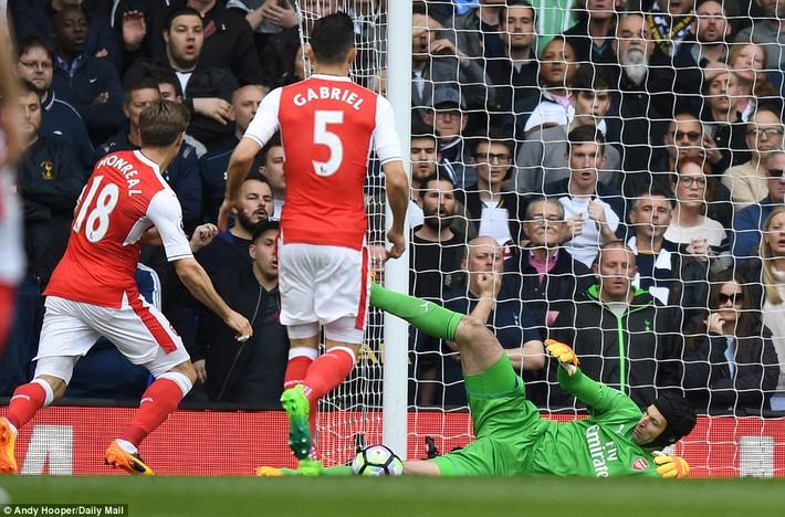 Trút niềm căm hận trăm năm, Tottenham ép Arsenal cúi gục đầu trên White Hart Lane - Ảnh 6.