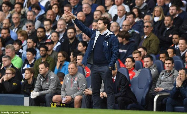 Trút niềm căm hận trăm năm, Tottenham ép Arsenal cúi gục đầu trên White Hart Lane - Ảnh 7.