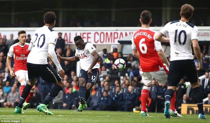 Trút niềm căm hận trăm năm, Tottenham ép Arsenal cúi gục đầu trên White Hart Lane - Ảnh 17.