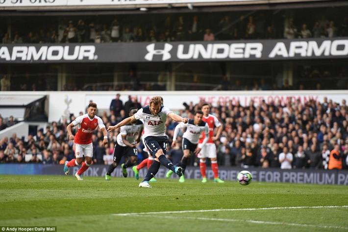 Trút niềm căm hận trăm năm, Tottenham ép Arsenal cúi gục đầu trên White Hart Lane - Ảnh 19.